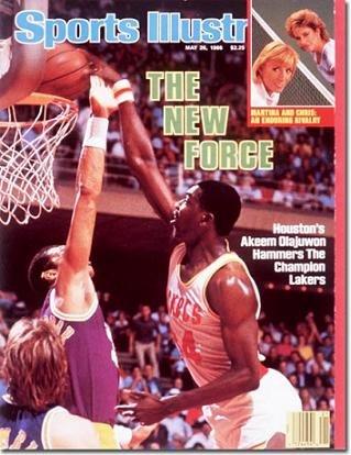 The Story Of Hakeem Olajuwon - Basketball Superstar