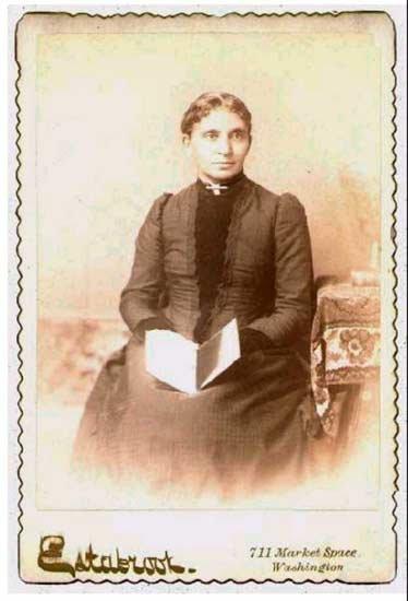 Charlotte Forten - African American Teacher In The Civil War