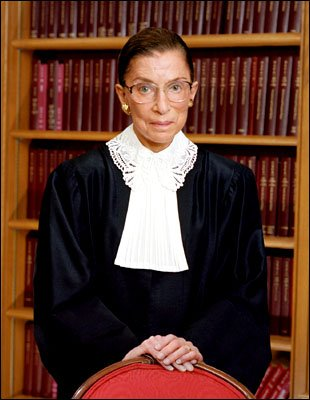 The Story Of Ruth Bader Ginsburg - Supreme Court Justice