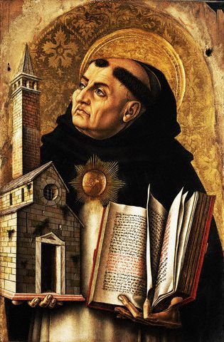 The Scholastic System Of St. Thomas Aquinas