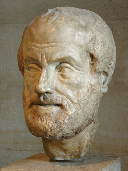 The Ancient Peiord - Aristotle