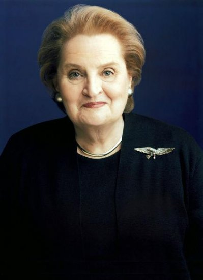 The Story Of Madeleine Albright