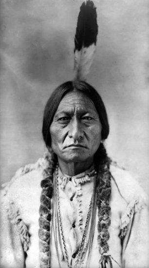 The Story Of Sitting Bull - Hunkpapa Lakota Chief & Holy Man