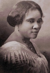 The Story Of Madam C.J. Walker - Pioneer Businesswoman