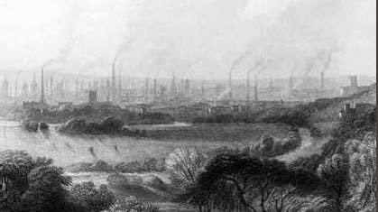 U. S. History - Taking Different Economic Paths - Industrialization In The North - 1789 - 1860