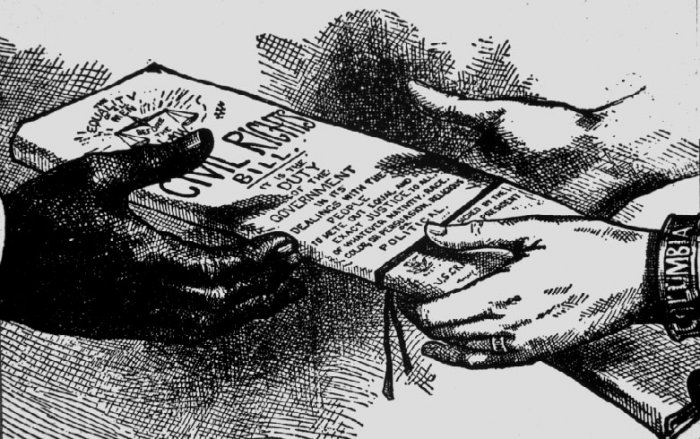 U. S. History - The Reconstruction Era - Congress Takes Charge Of Reconstruction - 1865 - 1877