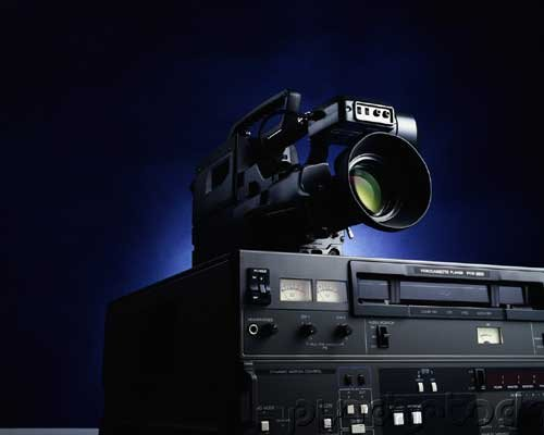 Digital Video Tape Recorder - Introduction To The Digital Video Tape Recorder (DVTR):