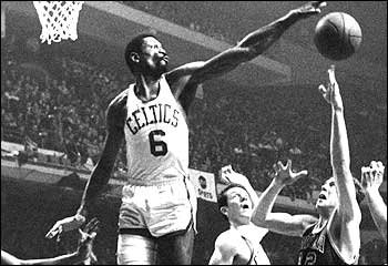 The Story Of Bill Russell - Basketball Great