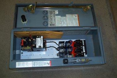 Schneider Square D 8538SBA66V02 30 Amp Service Disconnect / Breaker 12/3R