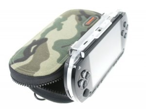 Capdase Jean Case with S-Bracket (Camouflage Forest)