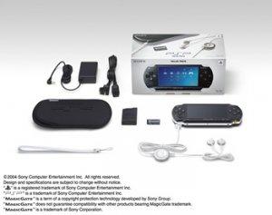 Sony PSP Value Pack (Standard Black)