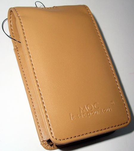 MOC Leather Case (Brown) - SPECIAL SALE PRICE