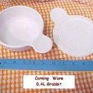 Corning Ware 1 Pint Casserole / Grabbit 150-B w/ lid