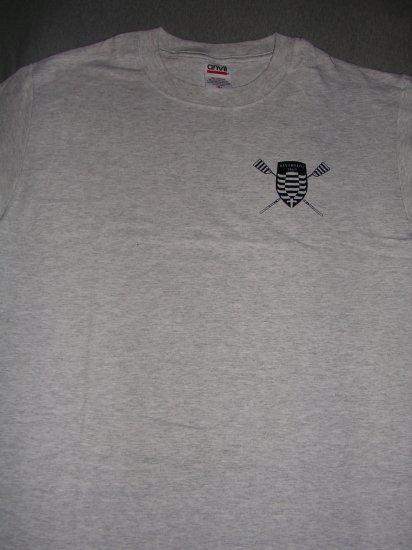 Gray Logo T-Shirt