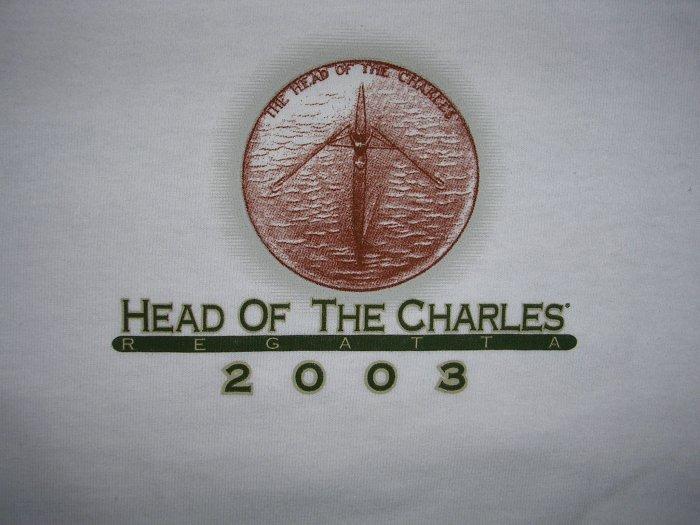 White HOCR 2003 Medal T-Shirt