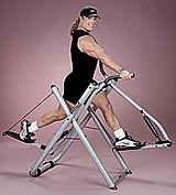 Tony Little's Gazelle Freestyle Elite