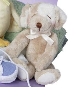 Douglas Puppy Dog Rattle Buddy SOFTEST on Market