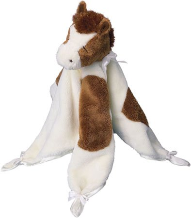 Douglas Plush Horse Blankie - Best & Softest on Market!