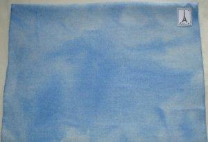 Rug Hooking Wool~Sky Blue~1/4 Yard Cushing Dyes Artisan Wools