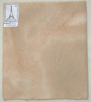 Rug Hooking Wool *Buttered Oatmeal* 1/4 Yd  Artisan  Wools