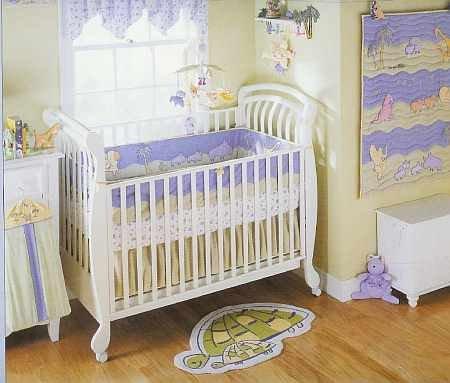 Carters John Lennon Musical Parade Crib Set Bedding Nursery
