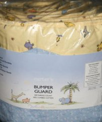 JOHN LENNON BABY BED CRIB BUMPER PAD Real Love New in Package