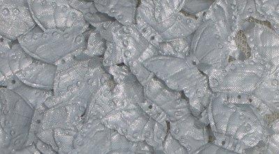 Silver Silk Butterfly Petals ~ Wedding ~ Shower ~ Party ~ Favors
