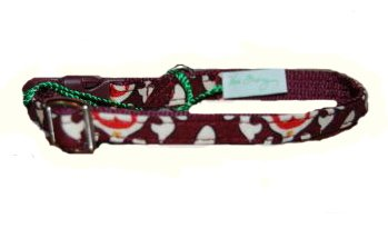 Vera Bradley Dog / Cat Collar ~ Medallion XS - Small *NWT*