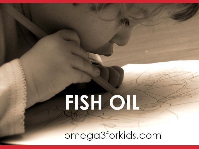 Fishoil for KIDS Omega3