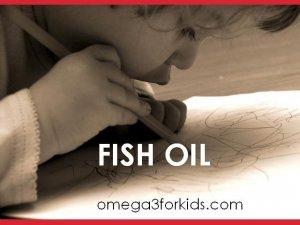 Fishoil for KIDS Omega3