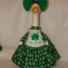 ST. PATS KISS ME 2 Dress Lawn Goose Clothes Outfit