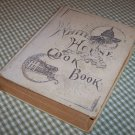 WHITE HOUSE COOK BOOK 1890