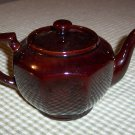 Brown Japanese Teapot