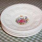 "Wedgewood ""Tintern""  Fruit/Dessert Bowls (4)"