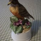 Lefton Porcelain Robin  KW5158