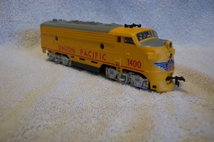 Life-Like Union Pacific 1400 Engine