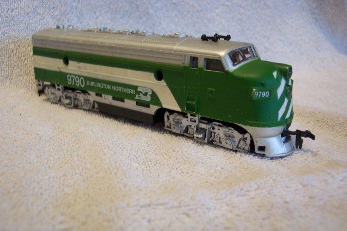 Burlington Northern 9790 Engine