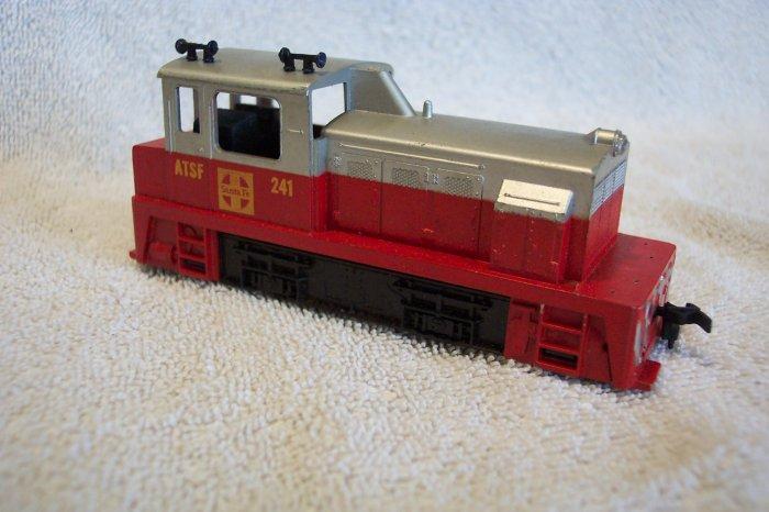 ATSF 241 Engine HO Scale
