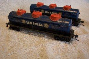 Bachman Union 76 Tanker Cars (2) 10162