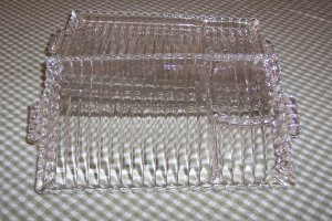 Vintage Serving Trays - Set of 4
