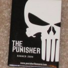 Punisher Movie Button / Pin