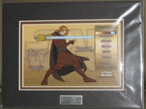 Acme Archives Anakin Skywalker Character Key