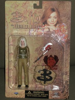 Buffy the Vampire Slayer White Witch Willow Action Figure