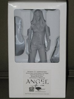 Angel T1 Unpainted Darla