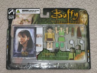 Cordelia PALz Figure Buffy the Vampire Slayer Series 2