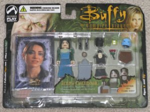 Jenny Calendar PALz Figure Buffy the Vampire Slayer Series 2
