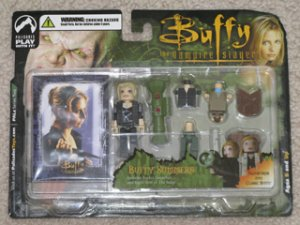 Buffy Summers PALz Figure Buffy the Vampire Slayer Series 2