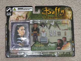 Kendra Exclusive PALz Figure Buffy the Vampire Slayer