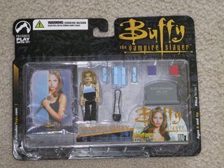 Vampire Buffy Exclusive PALz Figure Buffy the Vampire Slayer