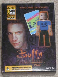 Wild at Heart Oz Exclusive PALz Figure Buffy the Vampire Slayer